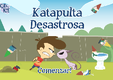 Kid vs Kat Catapulta
