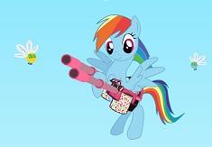 Rainbow Dash Misiune de Salvare