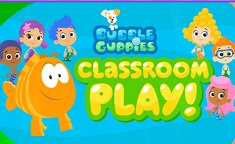 Bubble Guppies Creaza Scena