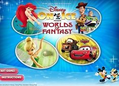 Lumea Fanteziei Disney