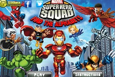 Supereroii Marvel Litere Ascunse