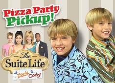Zack si Cody Petrecere cu Pizza