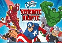 Avengers Puteri Combinate