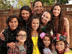 Prins la Mijloc Puzzle 2