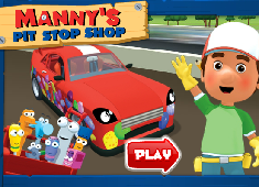 Manny si Masina de Curse