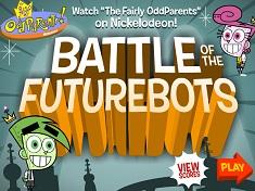 Timmy si Robotii din Viitor