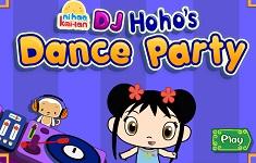 Kai Lan Petrecere cu Dans