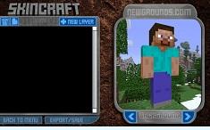 Minecraft Creaza Avatarul
