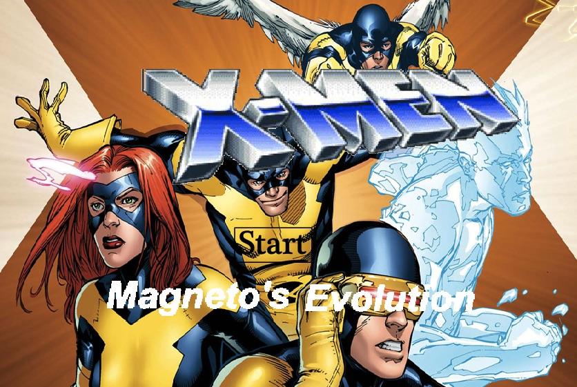 Xmen Evolutia lui Magneto