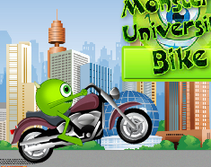 Mike cu Motocicleta