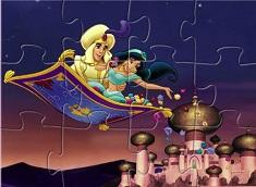 Aladin si Jasmin Jigsaw