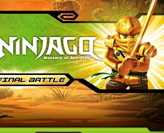 Ninjago Batalia Finala