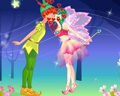 Peter Pan se Saruta