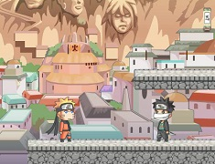 Naruto Aventura si Lupta