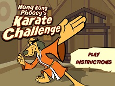 Hong Kong Phooey Turneu de Karate