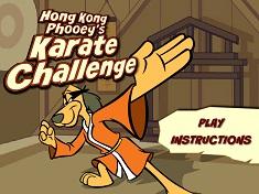Hong Kong Phooey Turneu de Karate