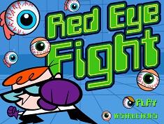 Dexter Lupta cu Ochiul Rosu
