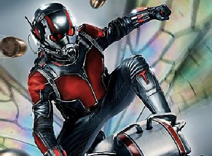 Puzzle cu Ant Man