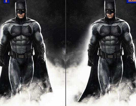 Diferente cu Batman