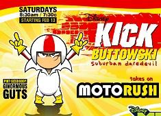 Kick Buttowski Cascadorii