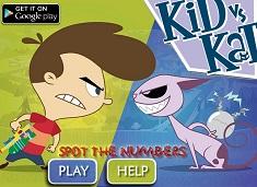 Kid vs Kat Numere Ascunse
