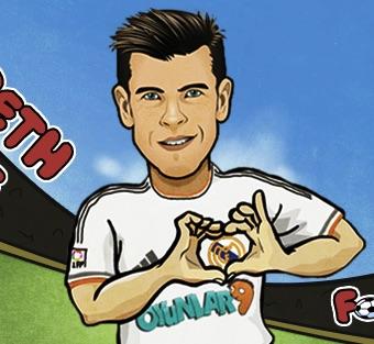 Gareth Bale Fotbal
