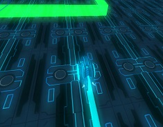 Tron Ultimate Motocycle 3D