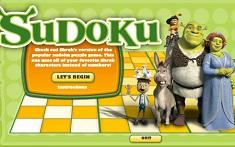 Shrek Sudoku