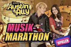 Austin si Ally Maratonul de Muzica