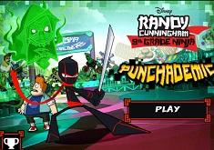 Randy Chunningham Punchademic