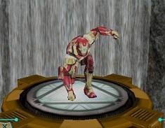 Iron Man Zbor 3D