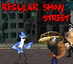 Mordecai Lupte de Strada