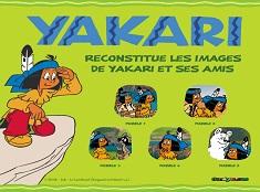 Yakari Puzzle Set