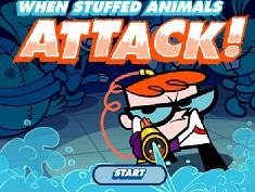 Dexter Atacul Jucariilor de Plus