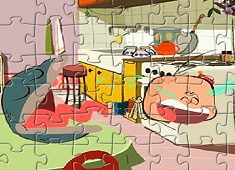 Boyster si Shelby Puzzle