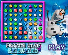 Olaf Bejeweled