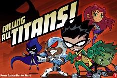 Tinerii Titani Lupta
