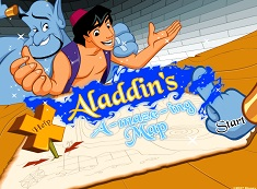 Aladdin si Harta Minunilor
