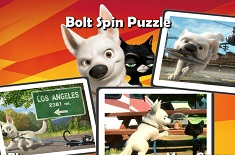 Bolt Puzzle Rotativ