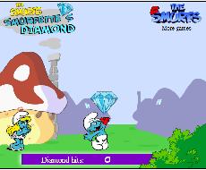 Strumfii Prinde Diamantul