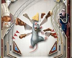 Ratatouille Pinball