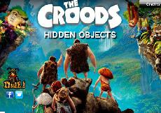 Croods Obiecte Ascunse