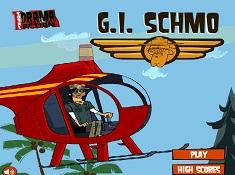 Drama Totala si Elicopterul