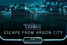 Tron Evadeaza din Argon