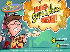 Timmy Dorinta de Super Erou