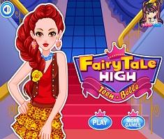 Bella in Fairy Tale High