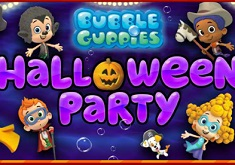 Bubble Guppies Petrecere de Halloween…