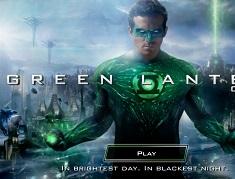 Lanterna Verde Lupta 3D