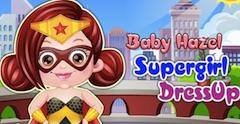 Bebelusa Hazel Supererou