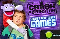 Crash si Bernstein Jocuri Fratesti